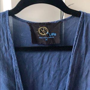 Blue Life Dresses - BLUE LIFE ROMPER